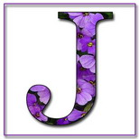 Felicitari onomastica femei: Litera J