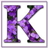 Felicitari onomastica femei: Litera K