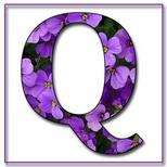 Felicitari onomastica femei: Litera Q