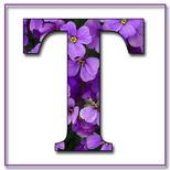 Felicitari onomastica femei: Litera T
