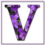Felicitari onomastica femei: Litera V