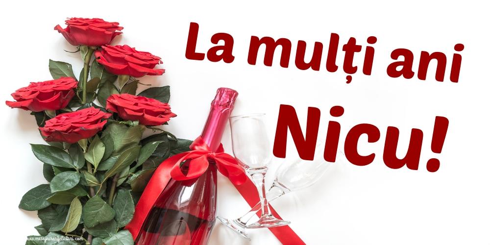 La mulți ani Nicu! - Felicitari onomastice de Sfantul Nicolae