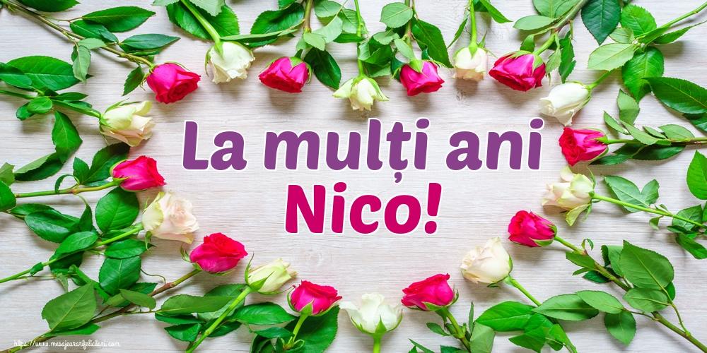La mulți ani Nico! - Felicitari onomastice de Sfantul Nicolae