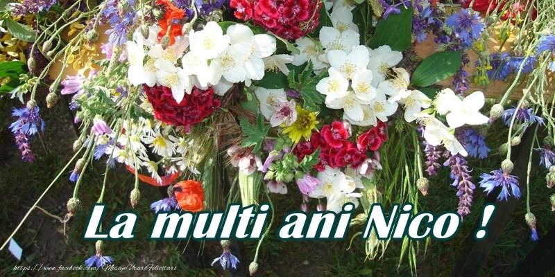 La multi ani, Nico! - Felicitari onomastice de Sfantul Nicolae