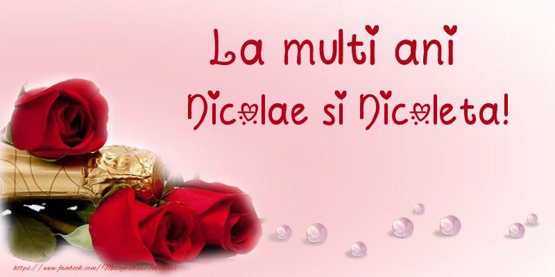 La multi ani Nicolae si Nicoleta! - Felicitari onomastice de Sfantul Nicolae