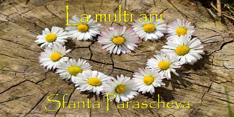 La multi ani de Sfanta Parascheva! - Felicitari onomastice de Sfanta Parascheva