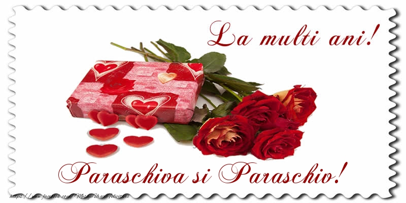 La multi ani! Paraschiva si Paraschiv - Felicitari onomastice de Sfanta Parascheva