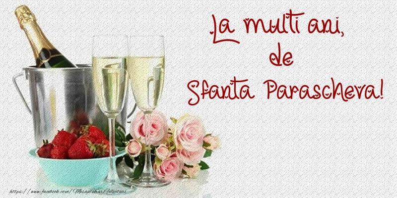La multi ani, de Sfanta Parascheva! - Felicitari onomastice de Sfanta Parascheva