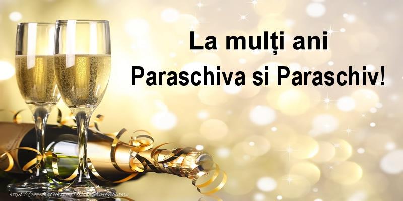 La multi ani Paraschiva si Paraschiv! - Felicitari onomastice de Sfanta Parascheva