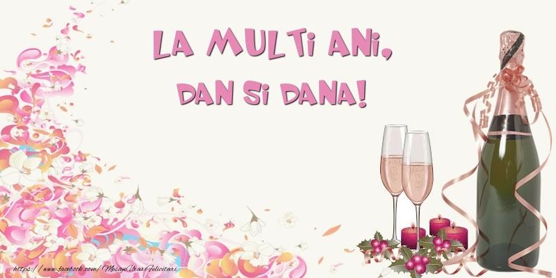 La multi ani, Dan si Dana! - Felicitari onomastice de Sfantul Daniel