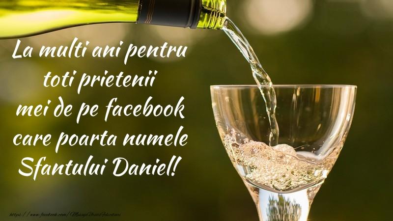 La multi ani de Sfantul Daniel!! - Felicitari onomastice de Sfantul Daniel