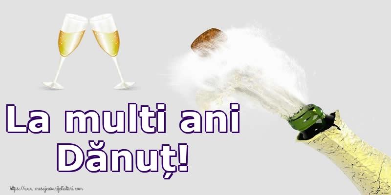 La multi ani Dănuț! - Felicitari onomastice de Sfantul Daniel