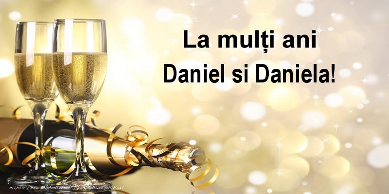 La multi ani Daniel si Daniela! - Felicitari onomastice de Sfantul Daniel
