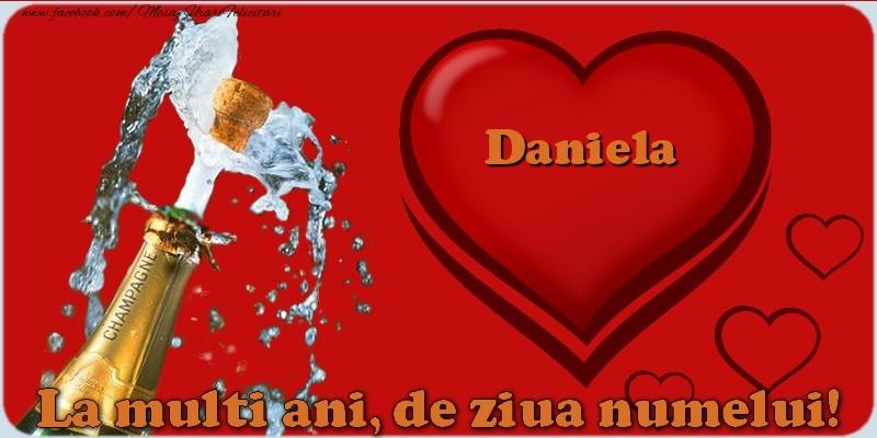 La multi ani, de ziua numelui! Daniela - Felicitari onomastice de Sfantul Daniel
