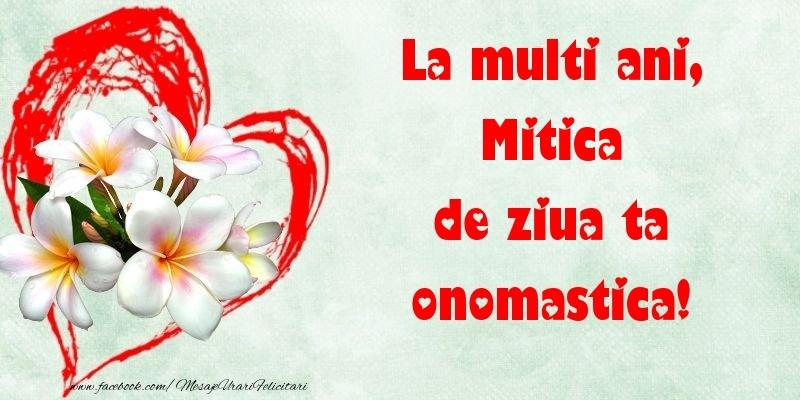 La multi ani, de ziua ta onomastica! Mitica - Felicitari onomastice de Sfantul Dumitru