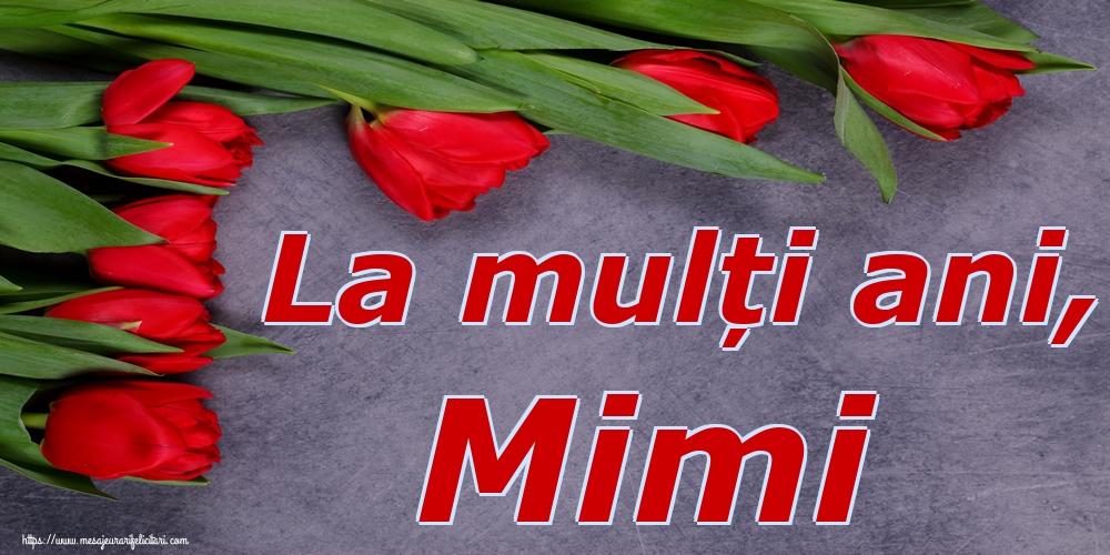 La mulți ani, Mimi - Felicitari onomastice de Sfantul Dumitru