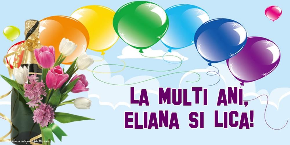 La multi ani, Eliana si Lica! - Felicitari onomastice de Sfantul Ilie
