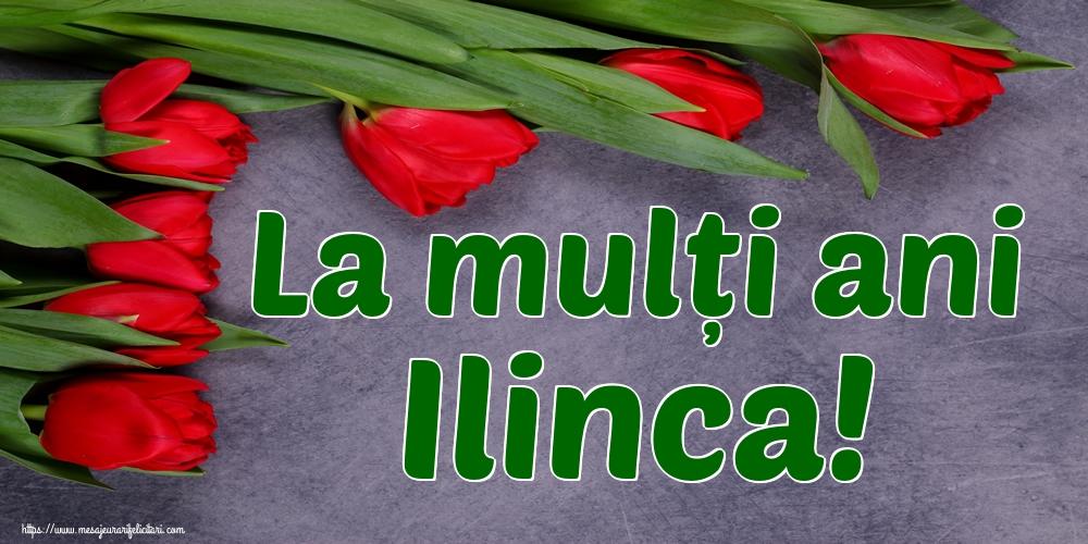 La mulți ani Ilinca! - Felicitari onomastice de Sfantul Ilie