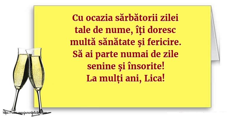 La mulți ani, Lica! - Felicitari onomastice de Sfantul Ilie cu mesaje