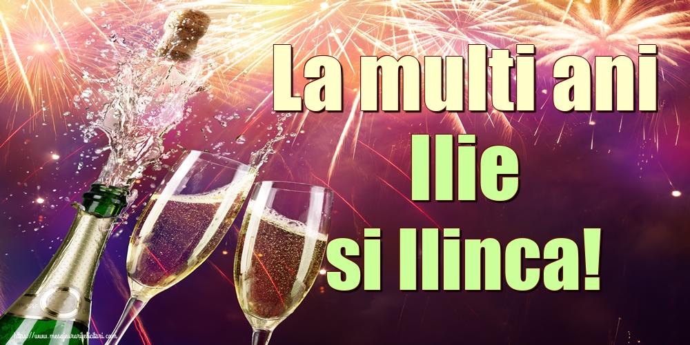 La multi ani Ilie si Ilinca! - Felicitari onomastice de Sfantul Ilie