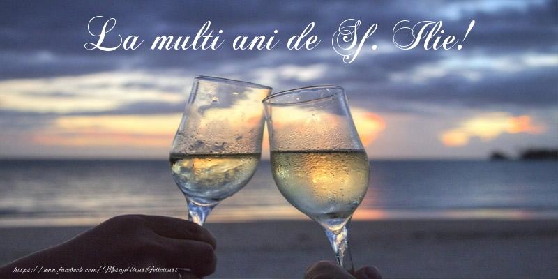 La multi ani de Sf. Ilie! - Felicitari onomastice de Sfantul Ilie