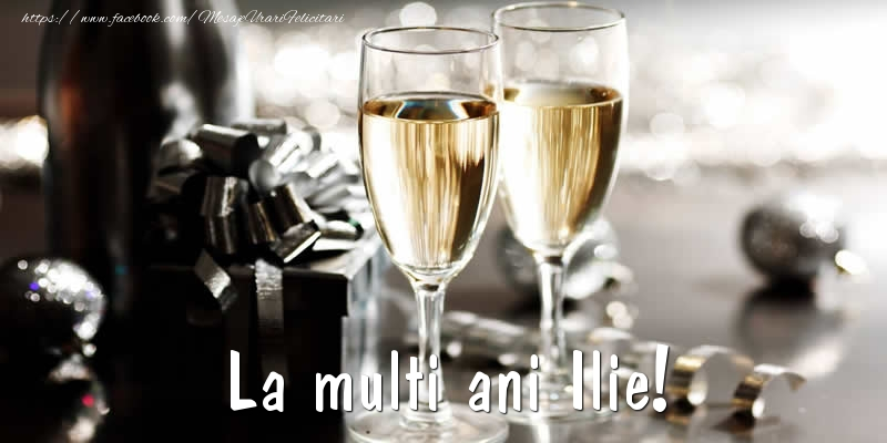 La multi ani Ilie! - Felicitari onomastice de Sfantul Ilie