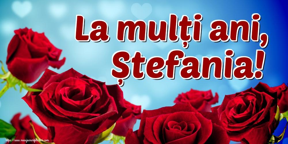 La mulți ani, Ștefania! - Felicitari onomastice de Sfantul Stefan