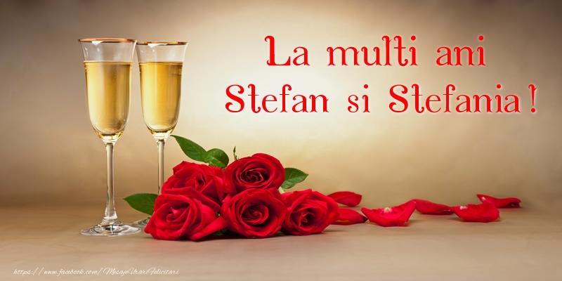 La multi ani Stefan si Stefania! - Felicitari onomastice de Sfantul Stefan