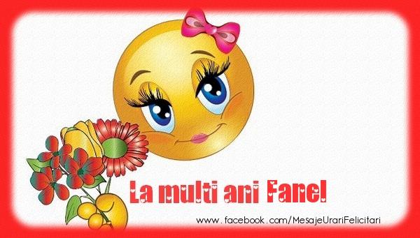 La multi ani Fane! - Felicitari onomastice de Sfantul Stefan