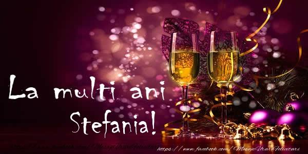 La multi ani Stefania! - Felicitari onomastice de Sfantul Stefan