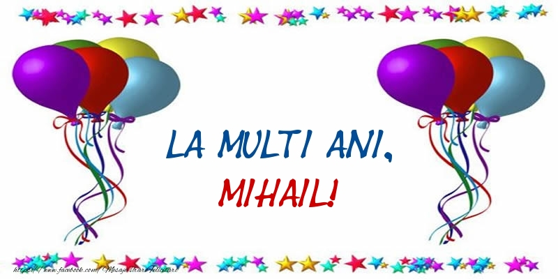 La multi ani, Mihail! - Felicitari onomastice de Sfintii Mihail si Gavril cu sfintii mihail si gavril
